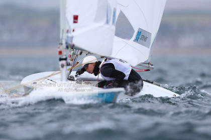 LONDON 2012 - SAILING - LASER RADIAL WOMEN.