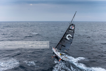 VENDEE GLOBE 2016-2017 - DIDAC COSTA - ONE PLANET ONE OCEAN