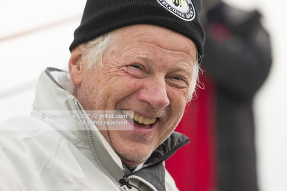 VENDEE GLOBE 2016-2017 - PIETER HEEREMA - NO WAY BACK - ARRIVEE